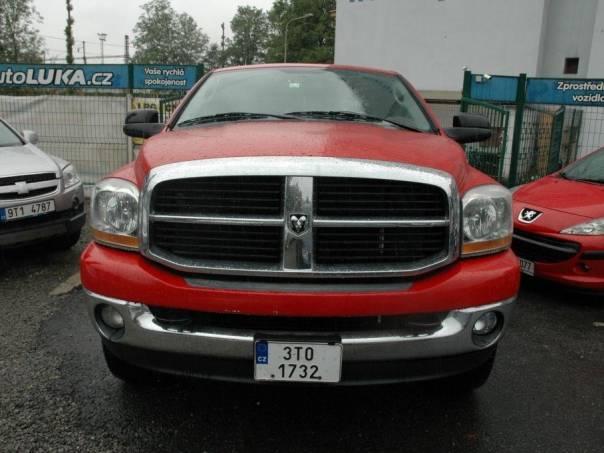 Dodge RAM kw diesel 13/100km, foto 1 Auto – moto , Automobily | spěcháto.cz - bazar, inzerce zdarma