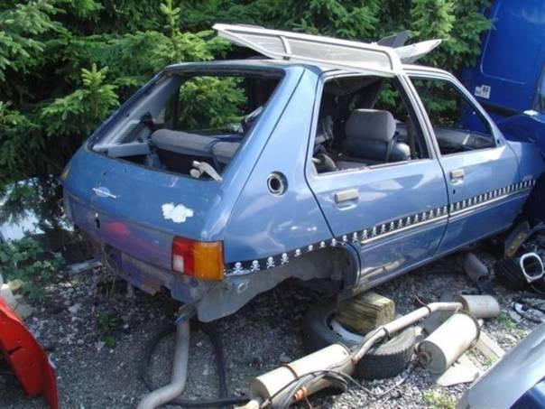 Peugeot 205 ND Tel:, foto 1 Náhradní díly a příslušenství, Ostatní | spěcháto.cz - bazar, inzerce zdarma