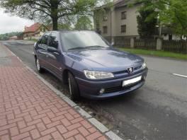 Peugeot 306 2,0 HDI, 1Majitel,koupeno v ČR,velmi úsporné