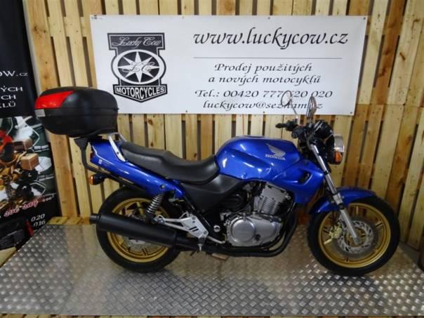 Honda CB CB 500, foto 1 Auto – moto , Motocykly a čtyřkolky | spěcháto.cz - bazar, inzerce zdarma
