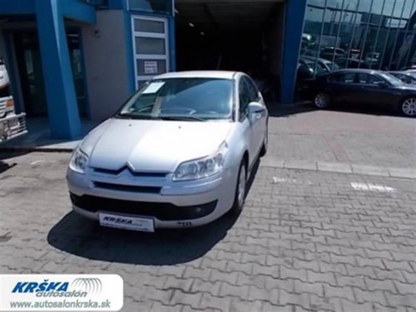 Citroën C4 1,6 HDI, foto 1 Auto – moto , Automobily | spěcháto.cz - bazar, inzerce zdarma