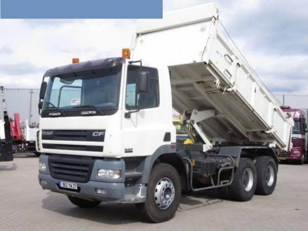 DAF  CF 85.380  6x4 S3, foto 1 Užitkové a nákladní vozy, Nad 7,5 t | spěcháto.cz - bazar, inzerce zdarma