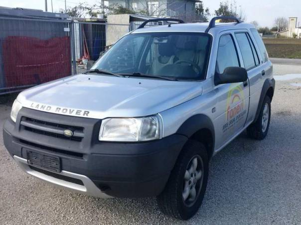 Land Rover Freelander 2.0 Td4, foto 1 Auto – moto , Automobily | spěcháto.cz - bazar, inzerce zdarma