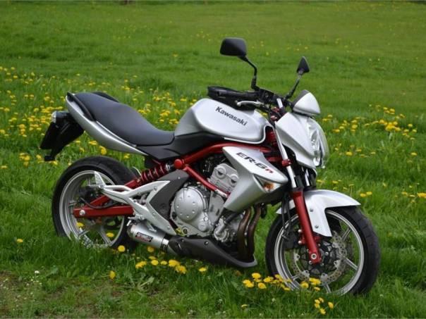 Kawasaki ER -6N, foto 1 Auto – moto , Motocykly a čtyřkolky | spěcháto.cz - bazar, inzerce zdarma