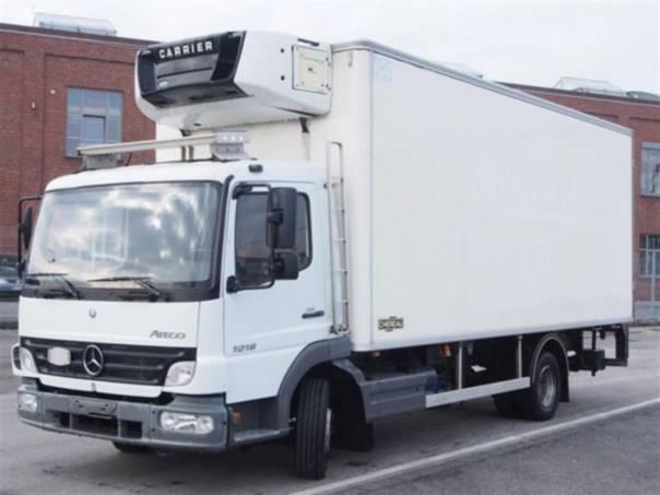 Atego 1018 mrazák bi-temp E4, foto 1 Užitkové a nákladní vozy, Nad 7,5 t | spěcháto.cz - bazar, inzerce zdarma