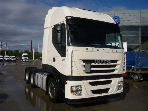 Stralis AS440S50 6x4 EEV, foto 1 Užitkové a nákladní vozy, Nad 7,5 t | spěcháto.cz - bazar, inzerce zdarma