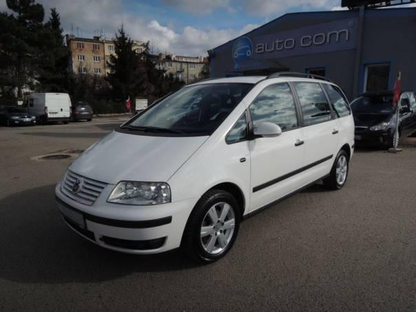 Volkswagen Sharan 2.0TDI Bluemotion Serviska, foto 1 Auto – moto , Automobily | spěcháto.cz - bazar, inzerce zdarma