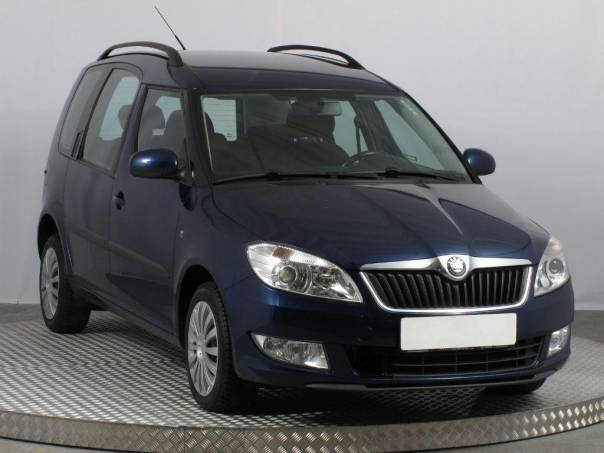 Škoda Roomster 1.6 TDI, foto 1 Auto – moto , Automobily | spěcháto.cz - bazar, inzerce zdarma