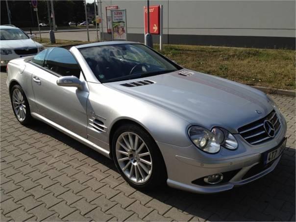 Mercedes-Benz Třída SL AMG 380 kW, TOP STAV !, foto 1 Auto – moto , Automobily | spěcháto.cz - bazar, inzerce zdarma
