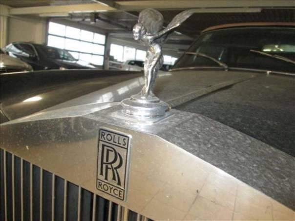 Rolls-Royce  Corniche  Convertible, foto 1 Auto – moto , Automobily | spěcháto.cz - bazar, inzerce zdarma