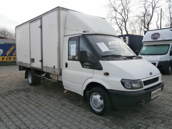 Ford Transit 350L SKŘÍŇ 4.2M 2.4TDDI, foto 1 Užitkové a nákladní vozy, Do 7,5 t | spěcháto.cz - bazar, inzerce zdarma