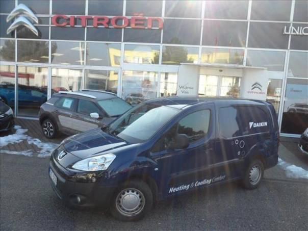 Peugeot Partner 1.6 HDI  L2H1, tempomat, 3 mís, foto 1 Užitkové a nákladní vozy, Do 7,5 t | spěcháto.cz - bazar, inzerce zdarma