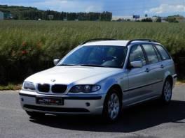 BMW Řada 3 320D 110kW * ALU * TZ * KŮŽE