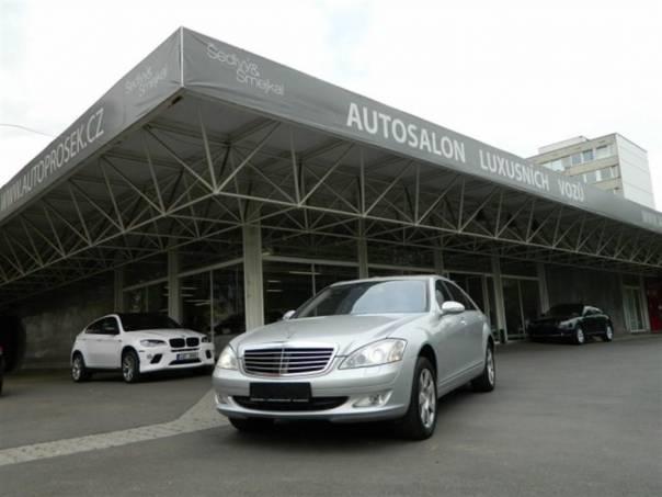 Mercedes-Benz Třída S 320 CDI Long Plná výbava, foto 1 Auto – moto , Automobily | spěcháto.cz - bazar, inzerce zdarma