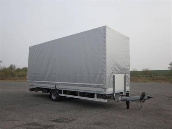 AVG 10t 7,37/2,48/3,06, foto 1 Užitkové a nákladní vozy, Přívěsy a návěsy | spěcháto.cz - bazar, inzerce zdarma