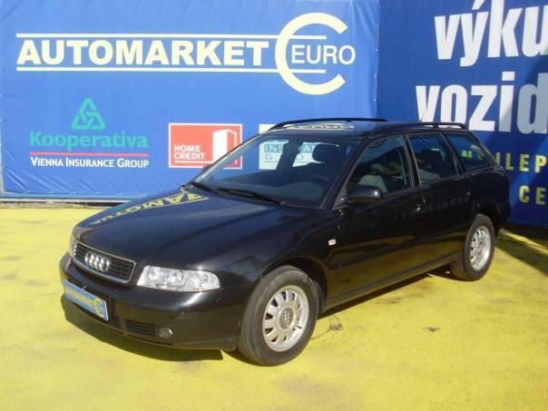 Audi A4 1.9 TDi 85KW Avant, foto 1 Auto – moto , Automobily | spěcháto.cz - bazar, inzerce zdarma