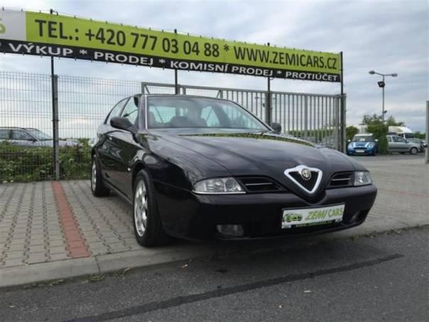 Alfa Romeo 166 2.4JTD, NAVI, VÝHŘEV, 2X KLÍČ, foto 1 Auto – moto , Automobily | spěcháto.cz - bazar, inzerce zdarma