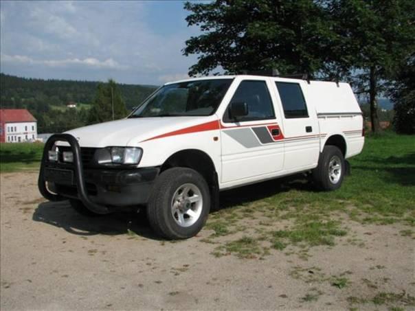 Opel  3.0 TDS  4X4 DVOJKABINA, foto 1 Užitkové a nákladní vozy, Do 7,5 t | spěcháto.cz - bazar, inzerce zdarma