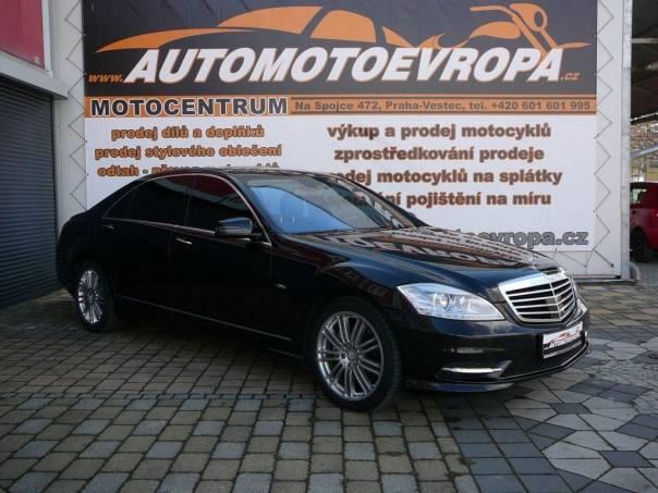 Mercedes-Benz Třída S S 400 Long HYBRID, foto 1 Auto – moto , Automobily | spěcháto.cz - bazar, inzerce zdarma