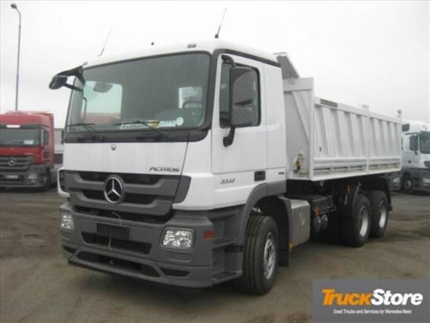 Mercedes-Benz  Actros 3332 K 3-Seiten Kipper, foto 1 Užitkové a nákladní vozy, Nad 7,5 t | spěcháto.cz - bazar, inzerce zdarma