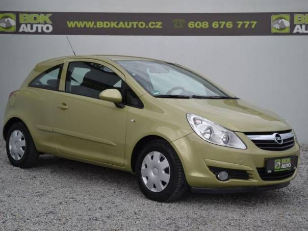 Opel Corsa 1.2i,Automat,Klima,Serv.kn., foto 1 Auto – moto , Automobily | spěcháto.cz - bazar, inzerce zdarma