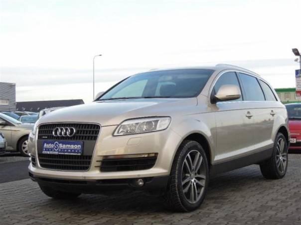 Audi Q7 3.0 TDi *KLIMA* VZDUCH*CZ*DPH*, foto 1 Auto – moto , Automobily | spěcháto.cz - bazar, inzerce zdarma