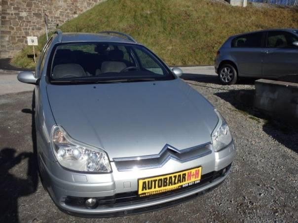 Citroën C5 1.6HDi 80kw Aut.klima, foto 1 Auto – moto , Automobily | spěcháto.cz - bazar, inzerce zdarma