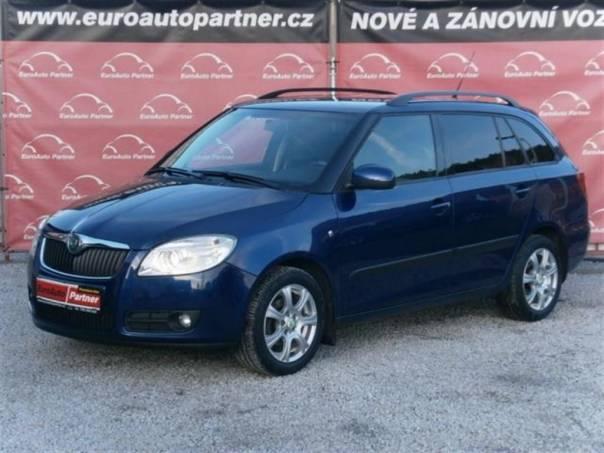 Škoda Fabia II. Kombi 1.4i 63kW  ESP PĚKNÁ, foto 1 Auto – moto , Automobily | spěcháto.cz - bazar, inzerce zdarma