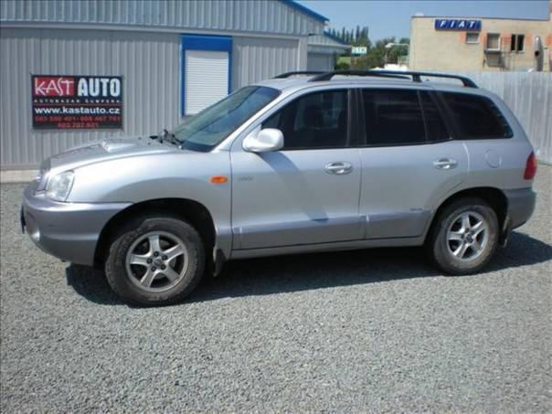 Hyundai Santa Fe 2.0 CRDi 4WD 16V, foto 1 Auto – moto , Automobily | spěcháto.cz - bazar, inzerce zdarma