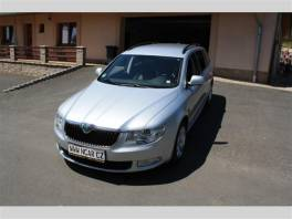 Škoda Superb Combi 2,0TDi-CR,103kw,16ALU