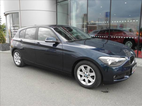 BMW Řada 1 1,6   116D, digi klima, foto 1 Auto – moto , Automobily | spěcháto.cz - bazar, inzerce zdarma