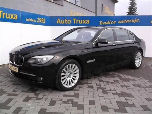 BMW Řada 7 730d 180kW LONG, MÁLO NAJETO, foto 1 Auto – moto , Automobily | spěcháto.cz - bazar, inzerce zdarma