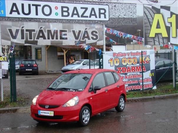 Honda Jazz 1,2 i, foto 1 Auto – moto , Automobily | spěcháto.cz - bazar, inzerce zdarma