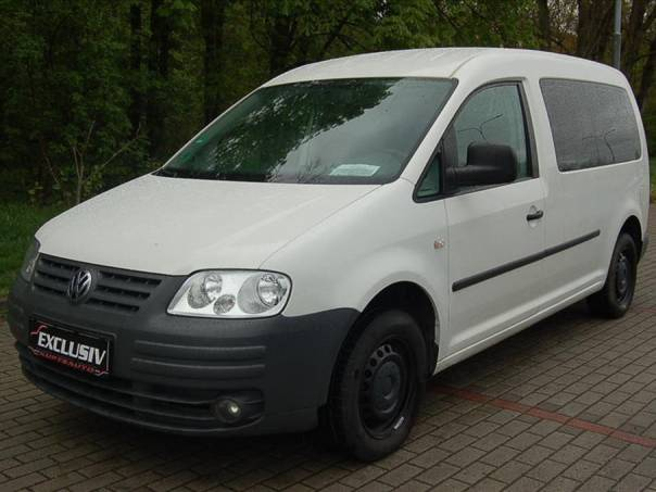 Volkswagen Caddy 1.9 TDi - MAXI - 1. Majitel  Maxi, foto 1 Auto – moto , Automobily | spěcháto.cz - bazar, inzerce zdarma