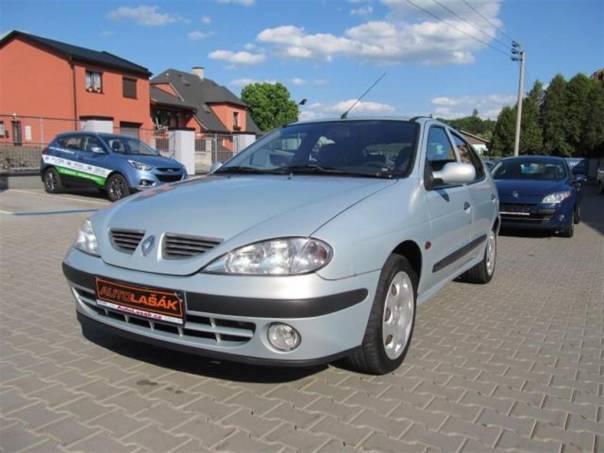Renault Mégane 1.6i 16V ČR,1MAJITEL SERVISKA, foto 1 Auto – moto , Automobily | spěcháto.cz - bazar, inzerce zdarma