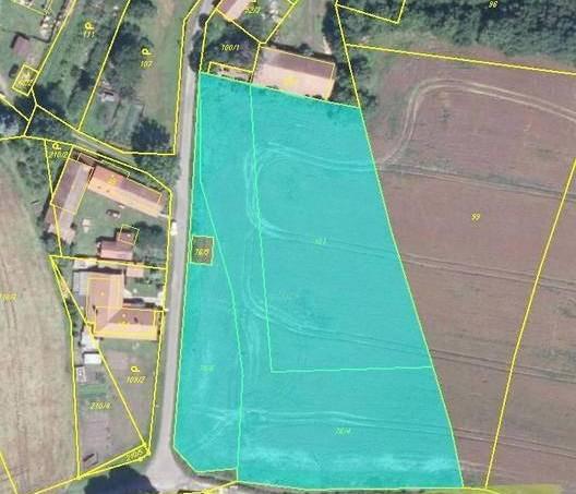 Prodej pozemku, Ohnišťany, foto 1 Reality, Pozemky | spěcháto.cz - bazar, inzerce