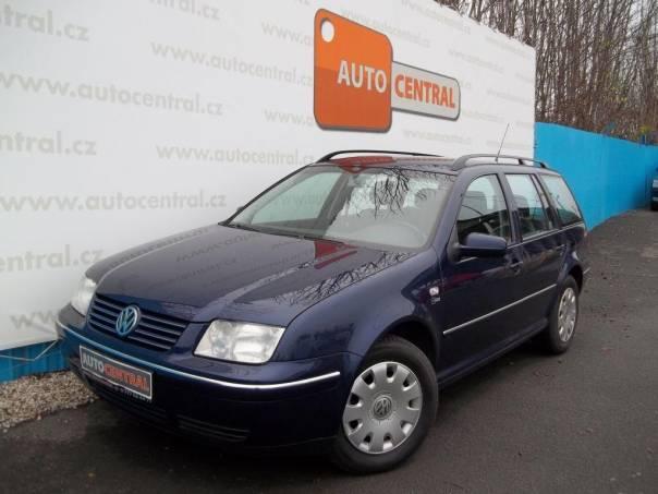 Volkswagen Bora 1.6 16V Pacific,serv.kn.,nová STK, foto 1 Auto – moto , Automobily | spěcháto.cz - bazar, inzerce zdarma