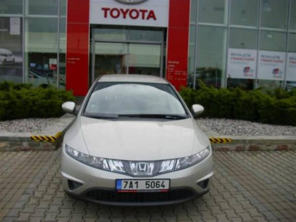 Honda Civic 1,4 1MAJ SER KN CZ 53000tkm, foto 1 Auto – moto , Automobily | spěcháto.cz - bazar, inzerce zdarma