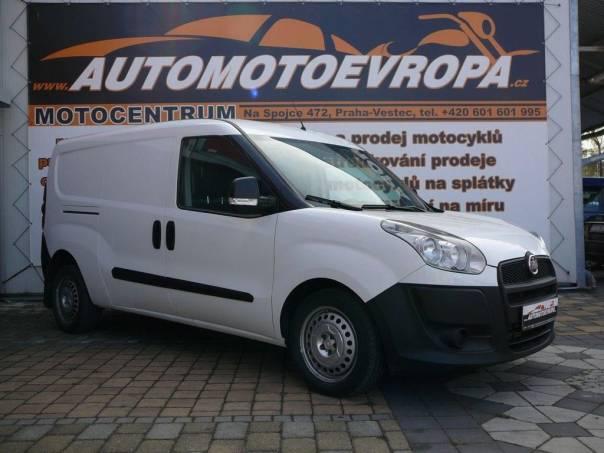 Fiat Dobló cargo 1,6 JTD 105 Maxi, klima, foto 1 Užitkové a nákladní vozy, Do 7,5 t | spěcháto.cz - bazar, inzerce zdarma