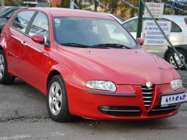 Alfa Romeo 147 1.6 Twin Spark, foto 1 Auto – moto , Automobily | spěcháto.cz - bazar, inzerce zdarma