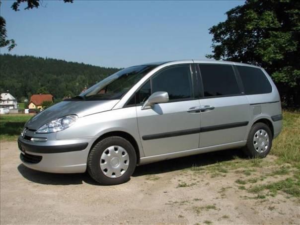 Peugeot 807 2,2 HDI 2x el.boční dv.Nový FAB  PACK, foto 1 Auto – moto , Automobily | spěcháto.cz - bazar, inzerce zdarma