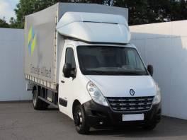 Renault Master  2.3 HDI, 2.maj,ČR, klimatizace