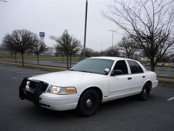 Ford Crown Victoria Police Interceptor 4.6i V8, foto 1 Auto – moto , Automobily | spěcháto.cz - bazar, inzerce zdarma