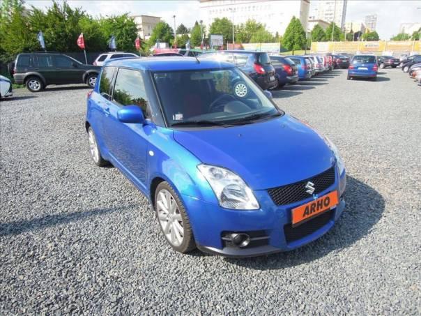 Suzuki Swift 1,6 i ČR 1 MAJITEL SPORT, foto 1 Auto – moto , Automobily | spěcháto.cz - bazar, inzerce zdarma