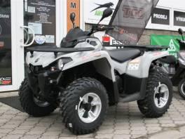 Can-Am Outlander Outlander L 500 -posilovač řízení,dvouválec Rotax ZÁRUKA 4 ROKY , Auto – moto , Motocykly a čtyřkolky  | spěcháto.cz - bazar, inzerce zdarma