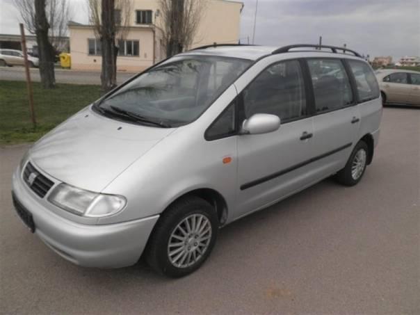 Seat Alhambra 1,9 TDI 81 KW  7 sedadel, foto 1 Auto – moto , Automobily | spěcháto.cz - bazar, inzerce zdarma