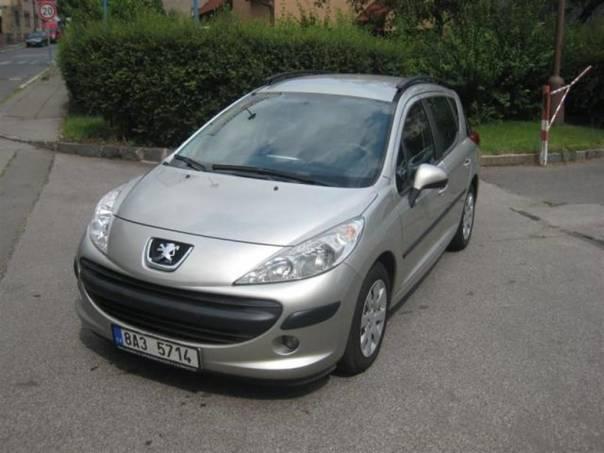 Peugeot 207 1,6HDi combi 1. majitel, foto 1 Auto – moto , Automobily | spěcháto.cz - bazar, inzerce zdarma