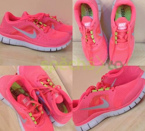 Nike Free Run pink bf6d0b5bf9b