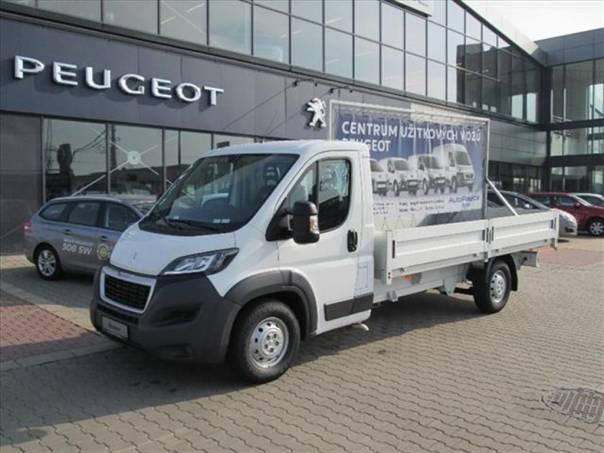 Peugeot Boxer 3.0HDi 180k 435 L4, foto 1 Užitkové a nákladní vozy, Do 7,5 t | spěcháto.cz - bazar, inzerce zdarma