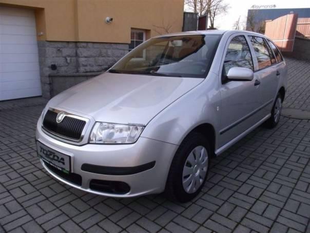 Škoda Fabia 1,9 TDI Combi *74 kW * klima *, foto 1 Auto – moto , Automobily | spěcháto.cz - bazar, inzerce zdarma